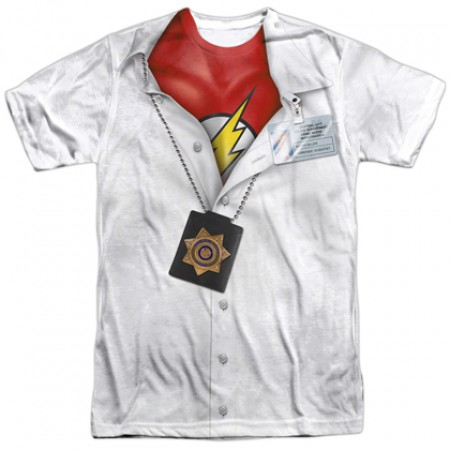 The Flash Hidden Costume Men's T-Shirt