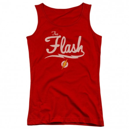 The Flash Old School Women's Tank Top