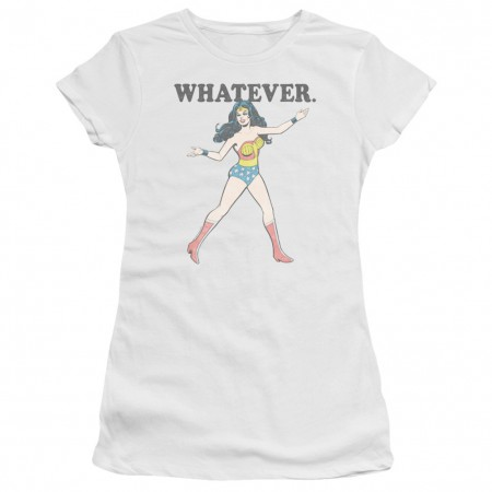 Wonder Woman Whatever Women's Tshirt