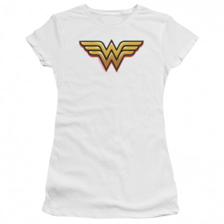 Wonder Woman Airbrushed Women's Tshirt