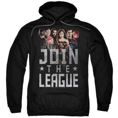 Justice League Join The League Hoodie