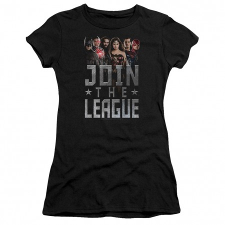 Justice League Join The League Women's Tshirt