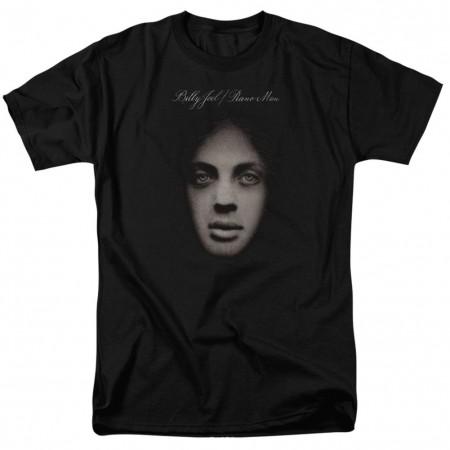 Billy Joel Piano Man Cover Tshirt