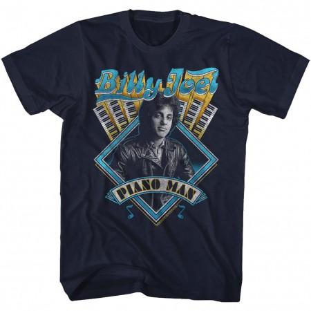 Billy Joel Piano Man Tshirt