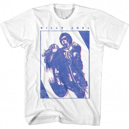 Billy Joel Motorcycle Tshirt