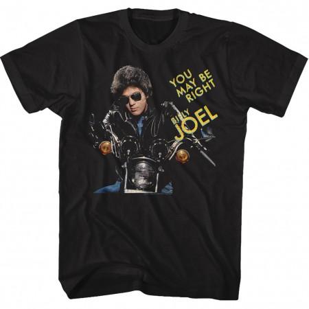 Billy Joel You May Be Right Tshirt