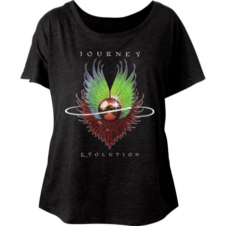Journey Evolution Women's Dolman Tshirt