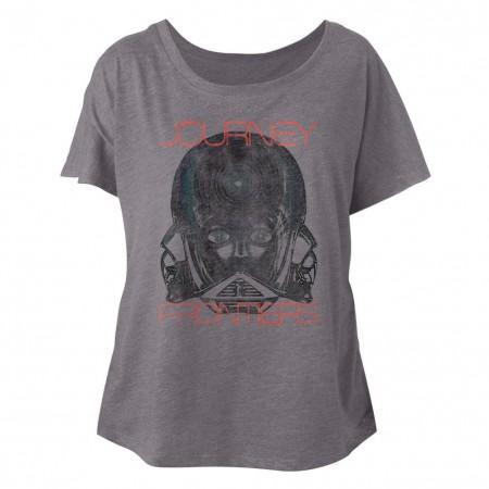 Journey Frontier Women's Dolman Tshirt