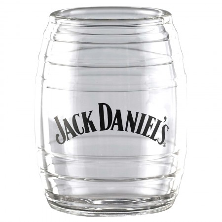 Jack Daniels Whiskey Barrel Shot Glass