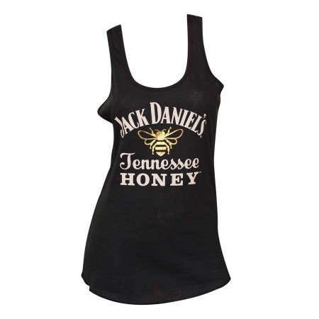 Women's Jack Daniels Whiskey Honey Tank Top