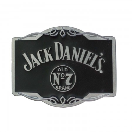 Jack Daniels Old No. 7 Belt Buckle