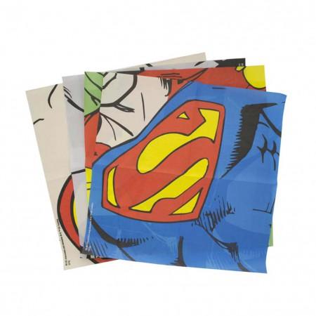 DC Comics Justice League Bib Napkins