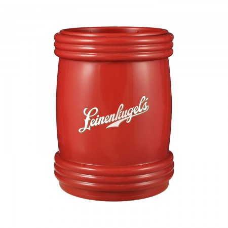 Leinenkugel's Beer Logo Magnet Red Can Cooler