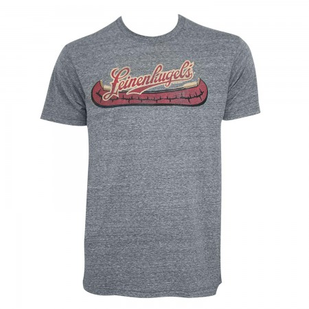 Leinenkugel's Beer Men's Lightweight Heather Gray T-Shirt