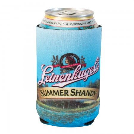 Leinenkugel Summer Shandy Foam Can Cooler