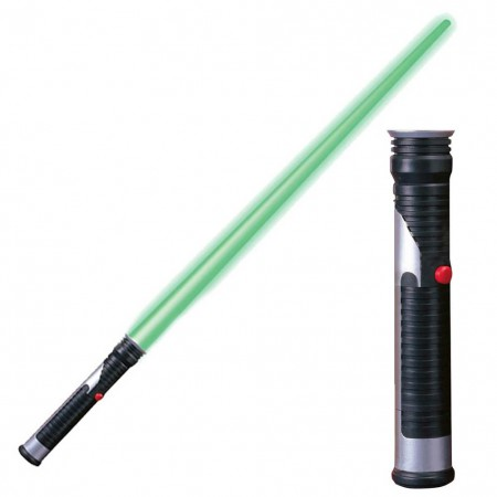 Star Wars Green Jedi Knight Light Saber