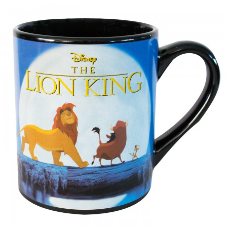 Lion King Movie Logo Coffee Mug