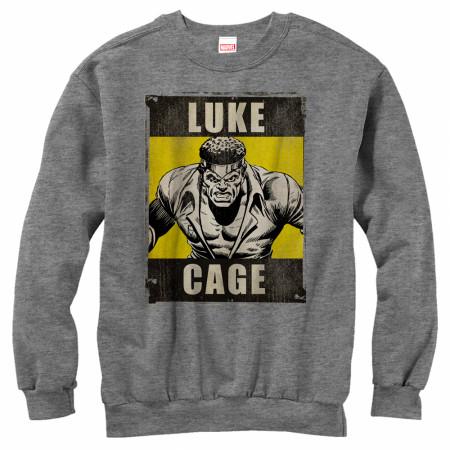 Luke Cage Crewneck Sweatshirt