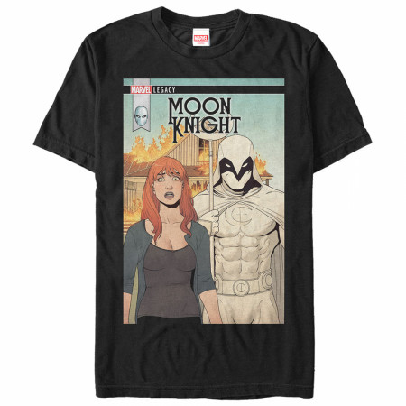 Moon Knight #191 Comic Cover T-Shirt
