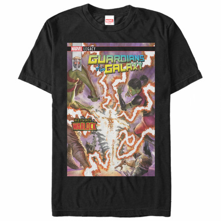 Guardians of the Galaxy #150 Comic Cover T-Shirt