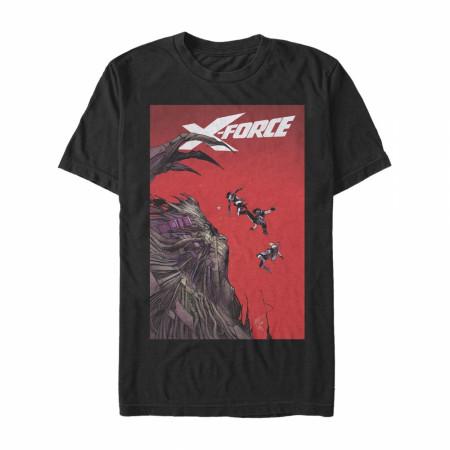 X-Force #3 Comic Cover T-Shirt
