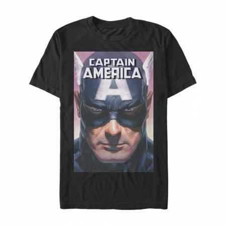 Captain America Captain of Nothing #8 T-Shirt