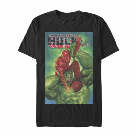 The Immortal Hulk #9 Comic Cover T-Shirt