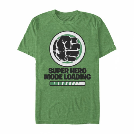 Marvel Hulk Hero Mode Loading T-Shirt