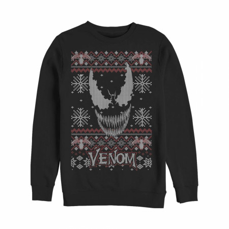 Venom Ugly Christmas Sweatshirt
