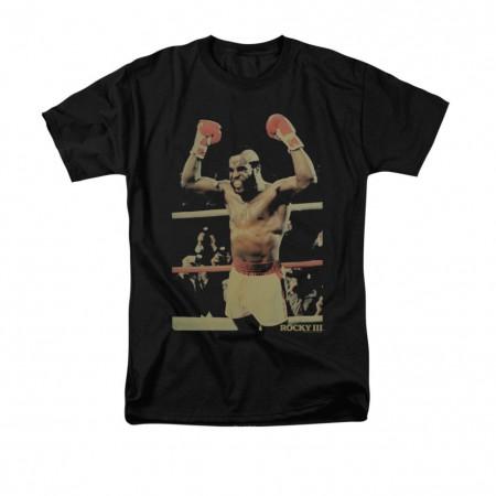 Rocky Clubber Lang Black T-Shirt