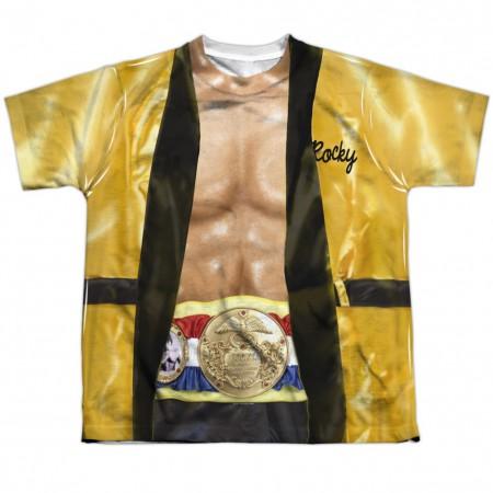 Rocky Youth Costume Tee