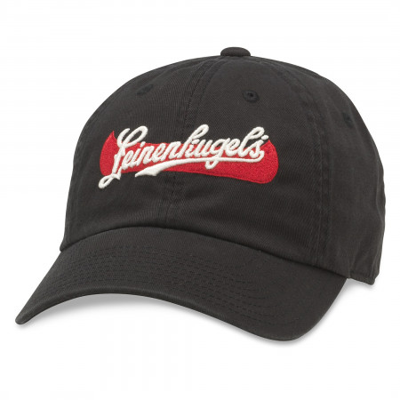 Leinenkugels Beer Adjustable Black Hat