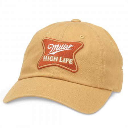 Miller High Life Gold Hat