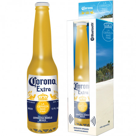 Corona Bottle Bluetooth Speaker