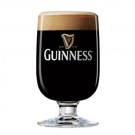 Guinness Half Pint Stem Glass