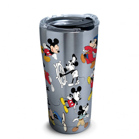 Mickey Mouse 90th Birthday 20 Oz Stainless Steel Mug