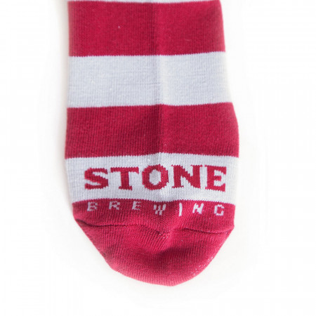 Stone Brewing Red White And Blue Socks