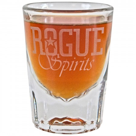 Rogue Ale Shot Glass}