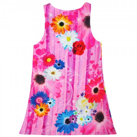 Disney Princesses Youth Girl's Pink Dress