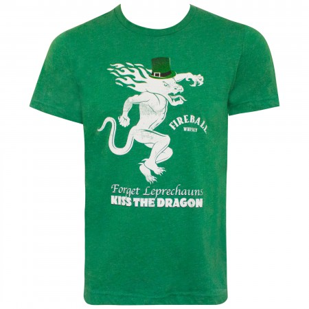 Fireball Green Label St. Patrick's Day T-Shirt