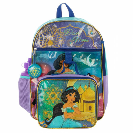 Aladdin Backpack 5-Piece Set
