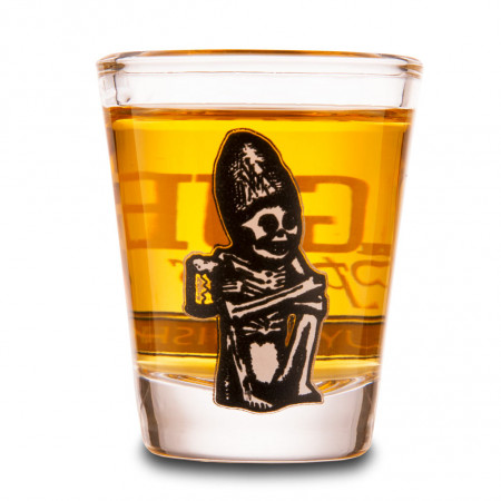 Dead Guy Boilermaker Shot Glass