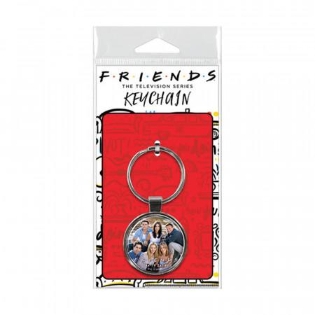 Friends Classic Cast Keychain
