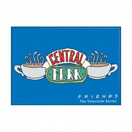 Friends Blue Central Perk Magnet