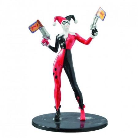 Harley Quinn Superhero Figure