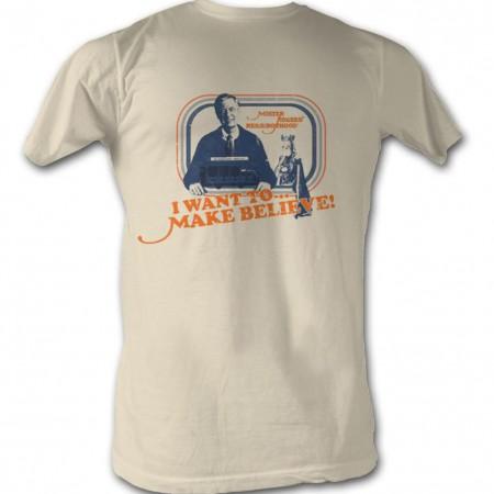 Mister Rogers Make Believe T-Shirt