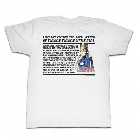 Mister Rogers Stellar T-Shirt