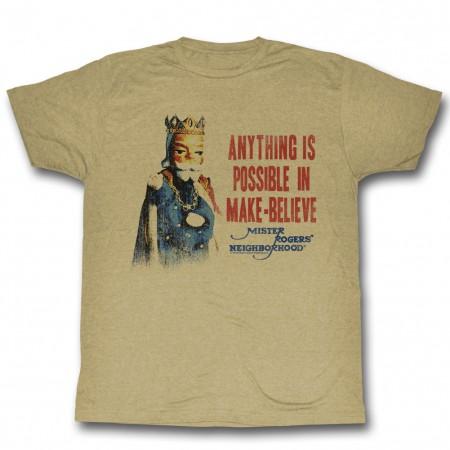 Mister Rogers Windmills T-Shirt