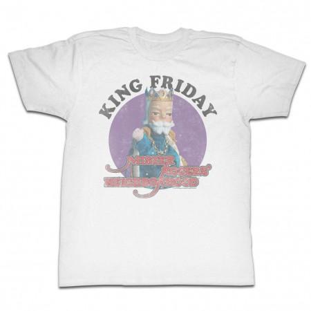 Mister Rogers Frydai T-Shirt