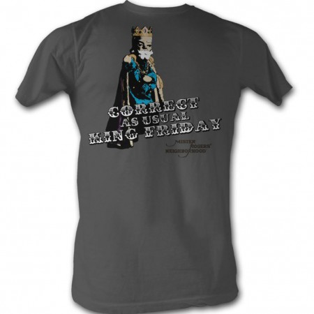 Mister Rogers Correct As Usual T-Shirt